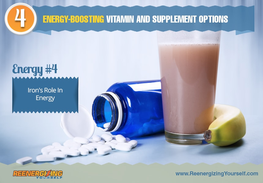 quick energy boosters