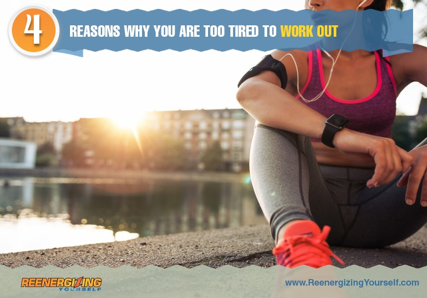 exercise exhaustion stress