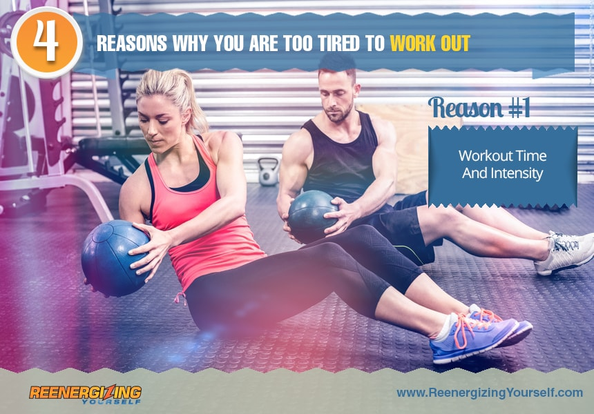 why you feel tired after working out