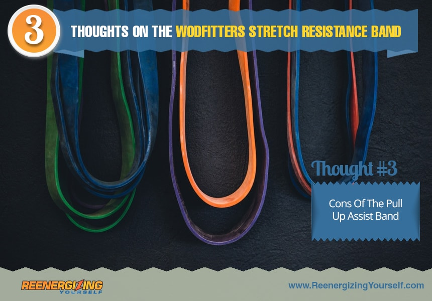 wodfitters stretch resistance band