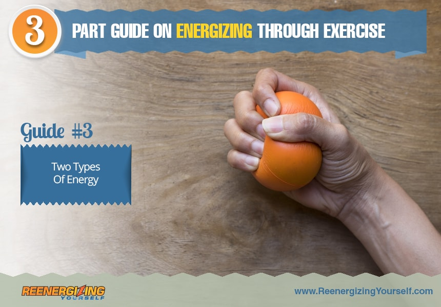 exercises to increase energy levels